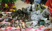 Khai quật hố chôn tập thể 13 liệt sỹ tại Đồng Nai