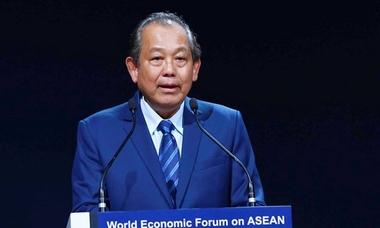 Việt Nam muốn tăng cường hợp tác với WEF