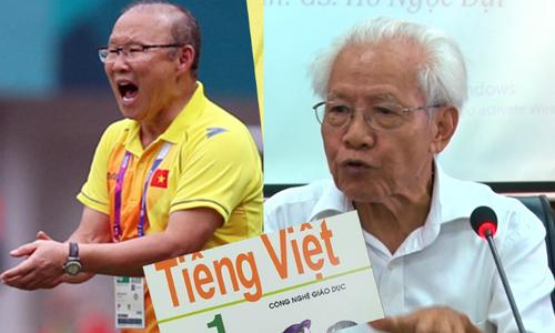 'Lạm bàn từ HLV Park đến công nghệ giáo dục - đất Việt thật lắm nhân tài'