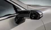 Lexus sắp dùng camera thay cho gương chiếu hậu