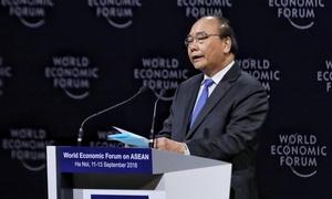 Thủ tướng Nguyễn Xuân Phúc: Bảo hộ không phải giải pháp cho phát triển thịnh vượng