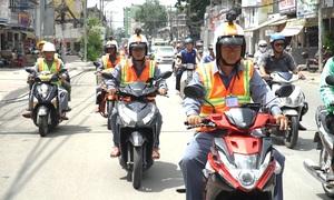 Đội tuần tra thoát nước 4.0 ở Sài Gòn