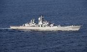 Mỹ lo lắng khi dàn chiến hạm mang tên lửa Nga vẫn hiện diện gần Syria