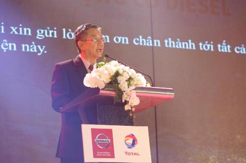 Ông Khoo Cheng Pah - Tổng Giám Đốc Nissan Việt Nam