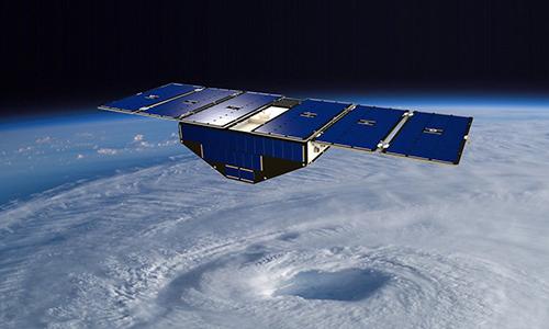 Vệ tinh thời tiết của NASA. Ảnh: Inverse.