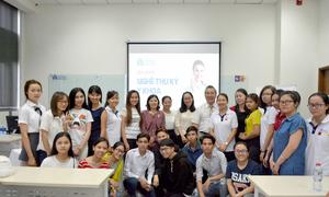 Đại học Hoa Sen tuyển sinh ngành Thư ký Y khoa