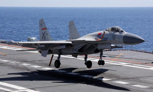 Móng vuốt thiếu sắc bén của tàu sân bay Trung Quốc - ảnh 3