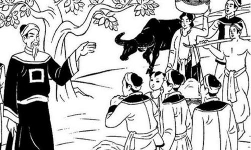 Quan ăn trộm bò