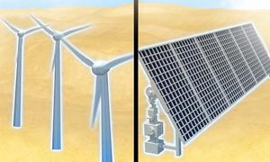 Ý tưởng tạo mưa trên sa mạc lớn nhất thế giới