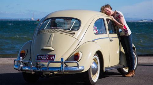 Volkswagen Beetle - huyền thoại con bọ đi đến hồi kết