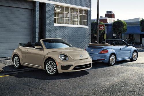 Volkswagen Beetle - huyền thoại con bọ đi đến hồi kết - 2