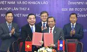 Việt - Lào sẽ xây dựng mạng lưới trao đổi thông tin công nghệ