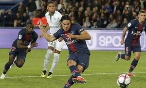 PSG 4-0 Saint Etienne