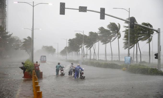 Image result for siêu bão Mangkhut
