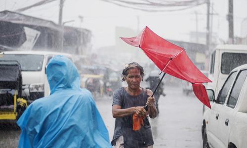 Người Philippines mô tả siêu bão Mangkhut như ngày tận thế - ảnh 1