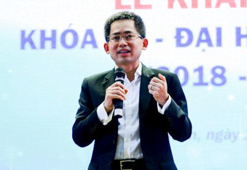 CEO HSBC Việt Nam chia sẻ những thất bại trên giảng đường - ảnh 1