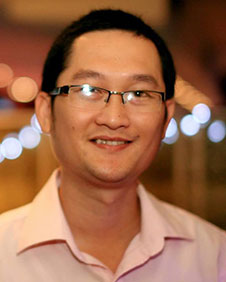 Tiến sĩ Nguyễn Thế Dương (Viện Ngôn ngữ học). Ảnh: NVCC.