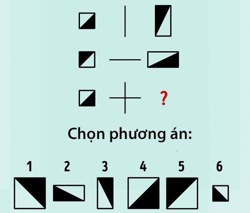 Năm câu đố giúp bạn rèn tư duy logic - 2