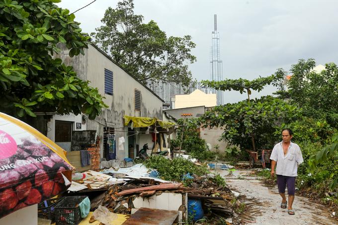 Hiện trạng 4,3 ha đất bị thu hồi sai ở Khu đô thị Thủ Thiêm