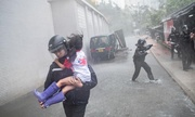 Thế giới ngày 17/9: 64 người ở Philippines thiệt mạng vì bão Mangkhut