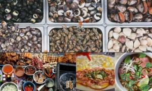 Sài Gòn được bình chọn 'có đồ ăn hấp dẫn nhất Châu Á'