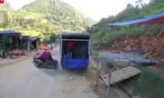 Người đi xe máy tử vong vì tông xe tải đỗ ven đường, tài xế có lỗi?
