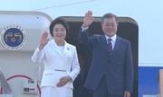Tổng thống Hàn Quốc bay tới Bình Nhưỡng gặp Kim Jong-un
