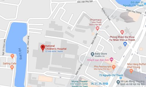 Cháy lớn gần bệnh viện Nhi Hà Nội, nhiều cửa hàng bị thiêu rụi - 3