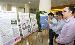 Doanh nghiệp Việt tiếp nhận công nghệ sản xuất tinh chất nghệ siêu hòa tan