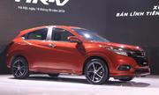 Honda HR-V giá cao nhất 871 triệu - đối thủ EcoSport và Kona