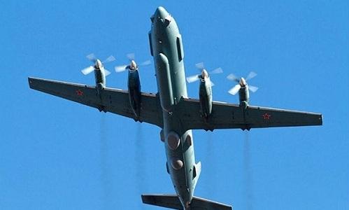 Một máy bay Il-20 của Nga. Ảnh: RT.