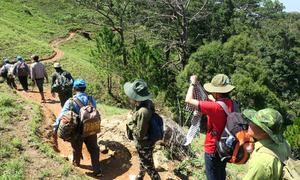 Khám phá cung đường trekking Tà Năng - Phan Dũng