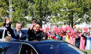 Tổng thống Hàn Quốc được Triều Tiên tiếp đón nồng hậu chưa từng có