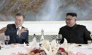 Kim - Moon công bố thỏa thuận đạt được trong thượng đỉnh lần ba