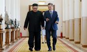 Kim - Moon sẽ thăm ngọn núi thiêng của Triều Tiên
