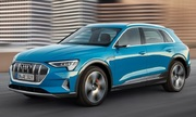 Audi E-Tron - crossover chạy điện giá từ 75.800 USD