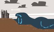 Hiểm họa khi gió bão kết hợp với thủy triều