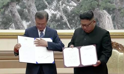 Kim Jong-un sẽ thăm Seoul, đóng bãi thử tên lửa