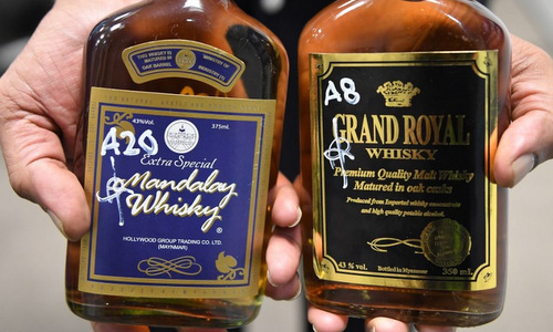 21 công nhân tử vong vì uống phải rượu rởm tại Malaysia