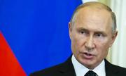 Đối sách của Putin giữa sóng gió Syria