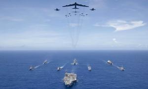Lý do hải quân Trung Quốc chỉ là 'hổ giấy' so với Mỹ