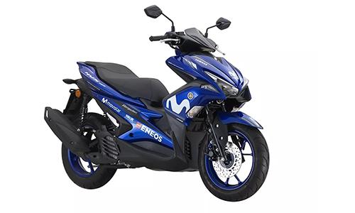 Yamaha NVX 155 2018 phiên bản GP Edition.