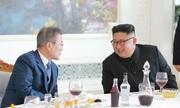 Kim Jong-un gửi thông điệp riêng cho Trump qua Tổng thống Hàn Quốc