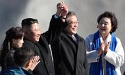 Kim Jong-un tặng hai tấn nấm thông đắt tiền cho Tổng thống Hàn Quốc