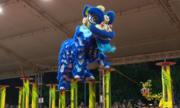 5 đội lân sư rồng quốc tế tham gia tranh tài tại Đà Nẵng