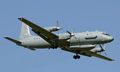 Một máy bay ll-20 của Nga. Ảnh: Airliner.
