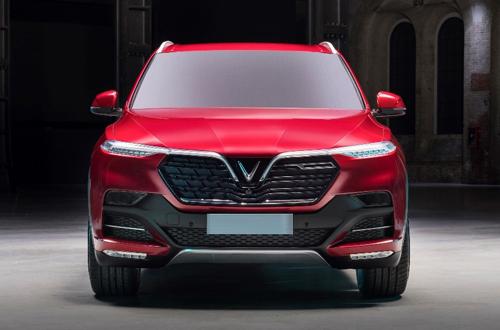 Concept SUV.