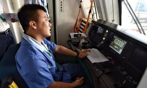Gần 700 người vận hành 13 km tàu Cát Linh - Hà Đông