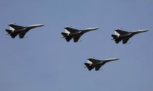Mỹ cấm vận đơn vị quân đội Trung Quốc vì mua vũ khí Nga