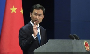 Trung Quốc yêu cầu Mỹ rút lệnh cấm vận với đơn vị quân đội